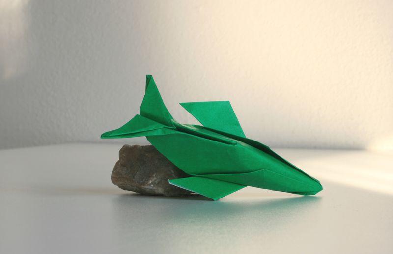 Sok Song: zelená velryka, interpretace: Radim Cibulka