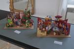 Milada Bláhová: Trh a Hračkářství, interpretace: Milada Bláhová