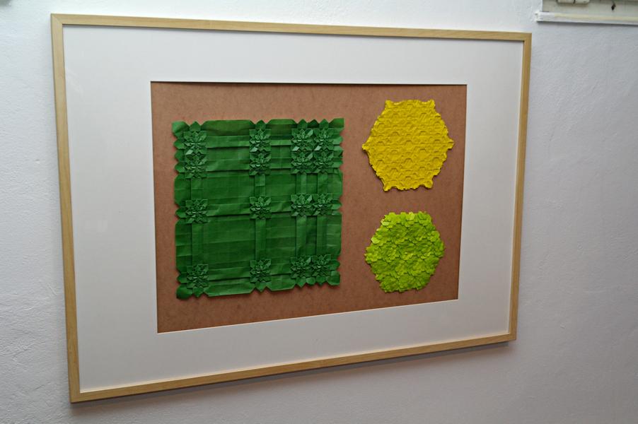 Dagmar Ševerová: mozaiky, interpretace: Dagmar Ševerová