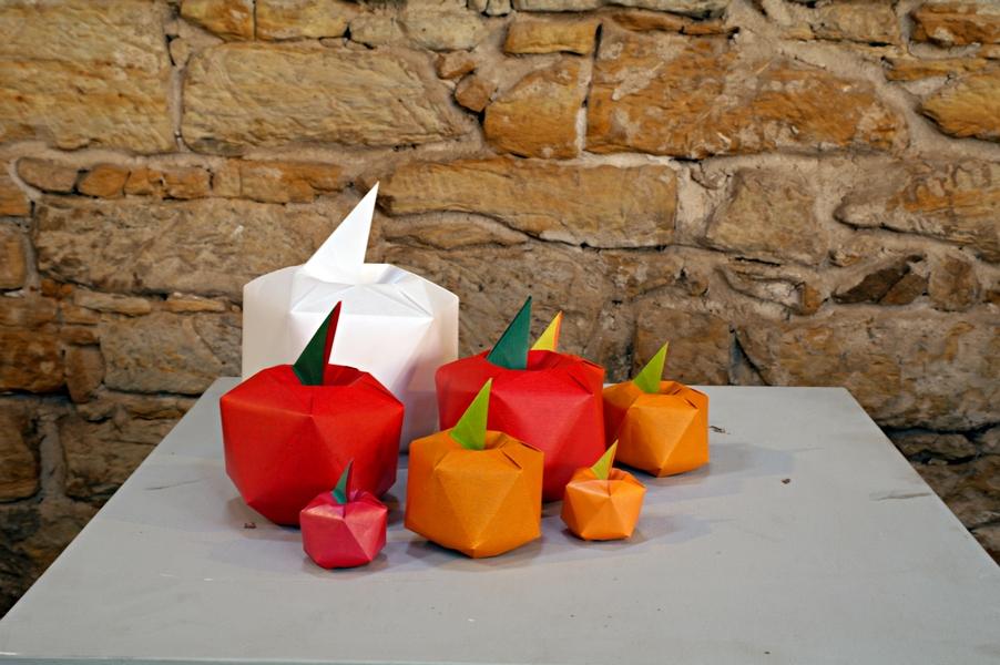 Šuzo Fudžimoto: jablko, interpretace Evžen Dub