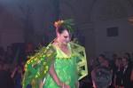 "Floristická šou - florigami, model ""želva"""