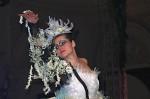 Floristická šou - florigami, model 5