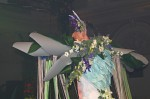 "Floristická šou - florigami, model ""orel"""