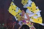 "Floristická šou - florigami, model ""motýl"""