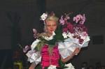 """Floristická šou - florigami, model """"květinový triptich, třetí květina"""""""