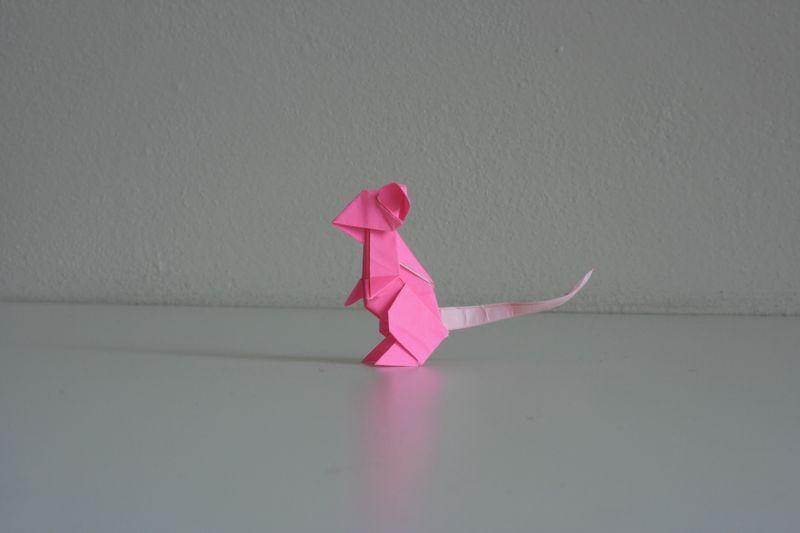 Hagiwara: myš, interpretace: Radim Cibulka