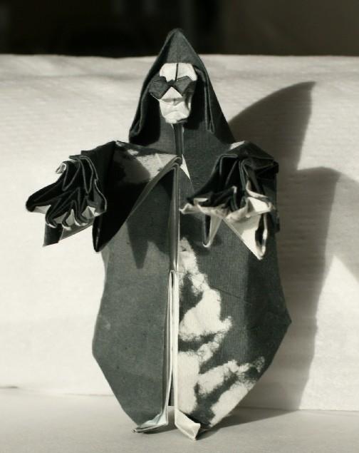 Noboru: smrtka, interpretace Radim Cibulka