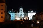 zámek Valtice, v noci