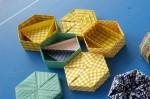 Tomoko Fuse: krabičky (osmiúhelníkové)