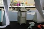 Federico Scalambra: lucerna se střechou z pagody
