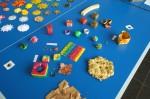 Dáša Ševerová: krabičky, mozaiky