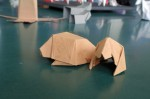 VOG (Vietnam origami group): lev