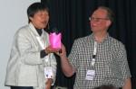 Tomoko Fuse a vázička