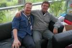 Evžen Dub a Eric Gjerde