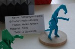 "Heiko Ahrens: příšera ""schlangendrache"""