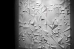 Ženevská mozaika - 2x2 metry