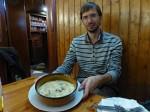 První české jídlo