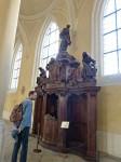 Výzdoba katedrály