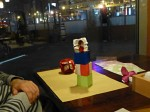 Origami plastika