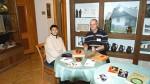 Zvláštní hosté - Mijuki Kawamurová a Kay Kraschewski