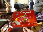 Prastará kniha origami
