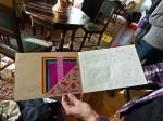 Vložené papíry není původní nápad 21. století