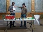Petr Stuchlý vysvětluje strukturu čarovce