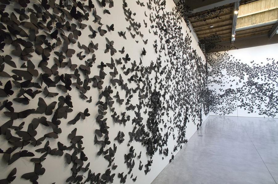 von Lamber gallery, stěna