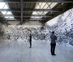 von Lamber gallery, fascinovaní návštěvníci