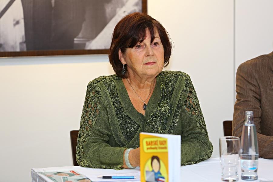 Prof. Anna Strunecká
