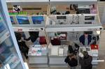 Cestovní kancelář, výroba z papíru