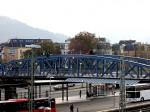 Mostní oblouk - oblíbené místo (posledního) odpočinku místní mládeže