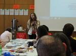 Monika Hanková představuje svůj origami projekt