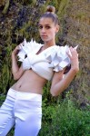 Butterfly, model se objevil na webu Vogue