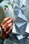 Crystallization, struktury na náprsence