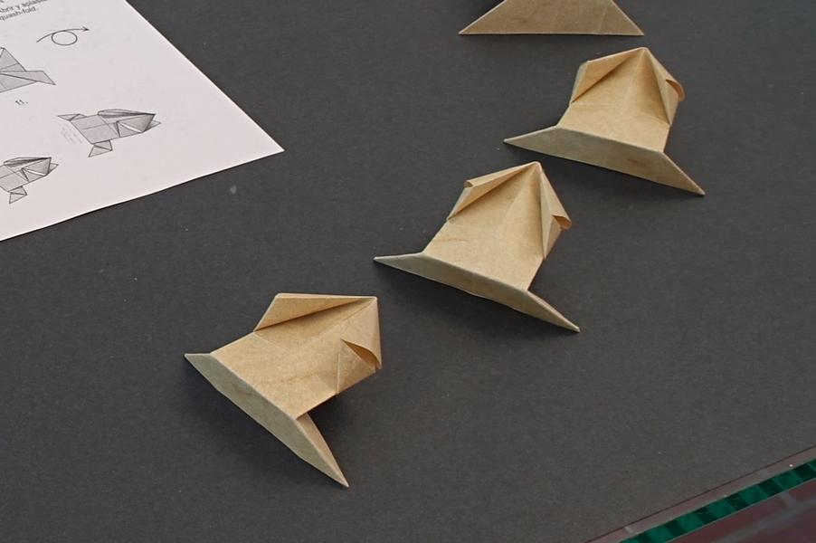 tradiční čínský model: žába
