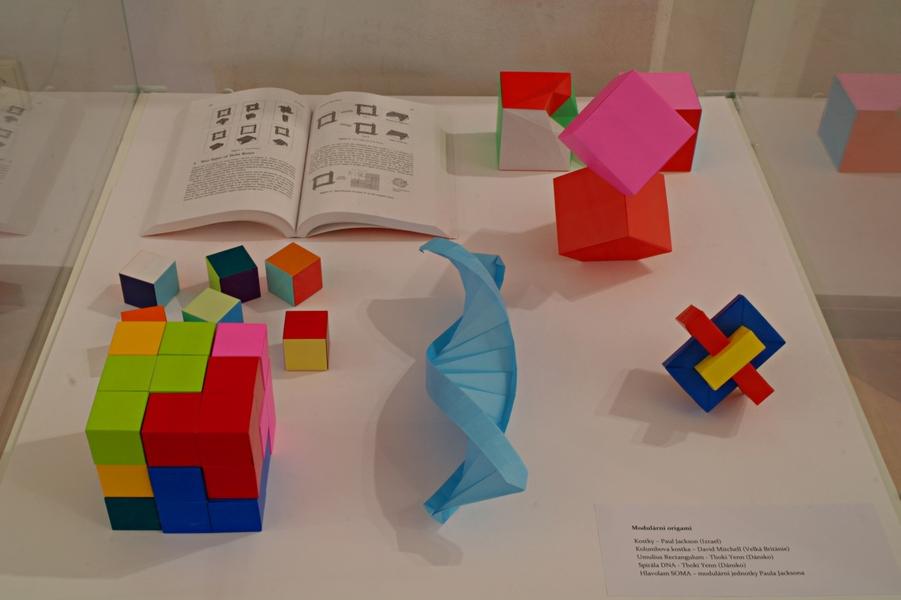 Geometrické objekty - celkový pohled