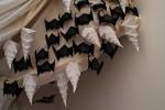 Kolonie netopýrů, podhled