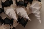 Krápníky podle Tomoko Fuse, detail