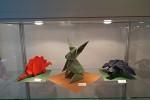 Ondřej Cibulka: stegosaurus, zajíc, hroch obojživelný
