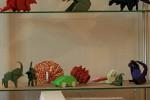 Ondřej Cibulka: slon Branaldi, páv, elektromobil, metalový náramek, (spadlé) srdce, hydra