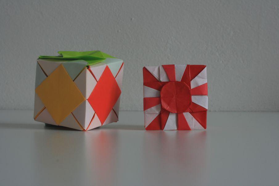 Tomo Ogawa: modulární objekty. interpretace: Radim Cibulka