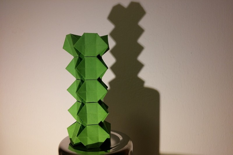 Ondřej Cibulka: kubistický kandelábr