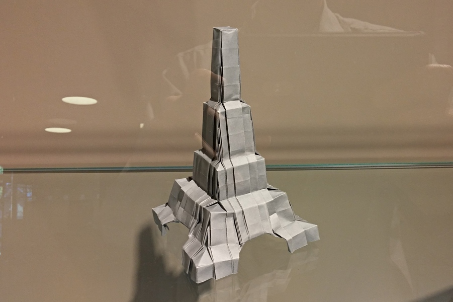 Robin  Glynn - Eifellova věž