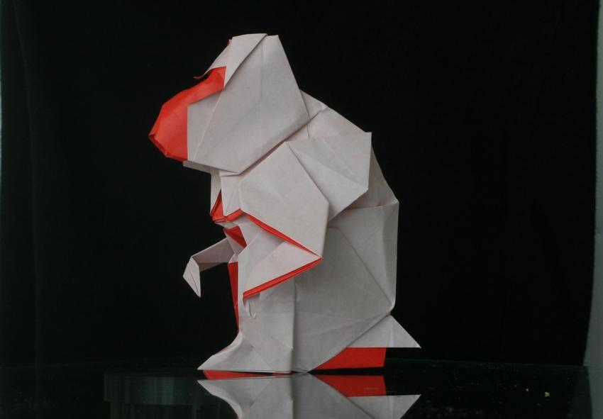 Gen Hagiwara: makak červenolící