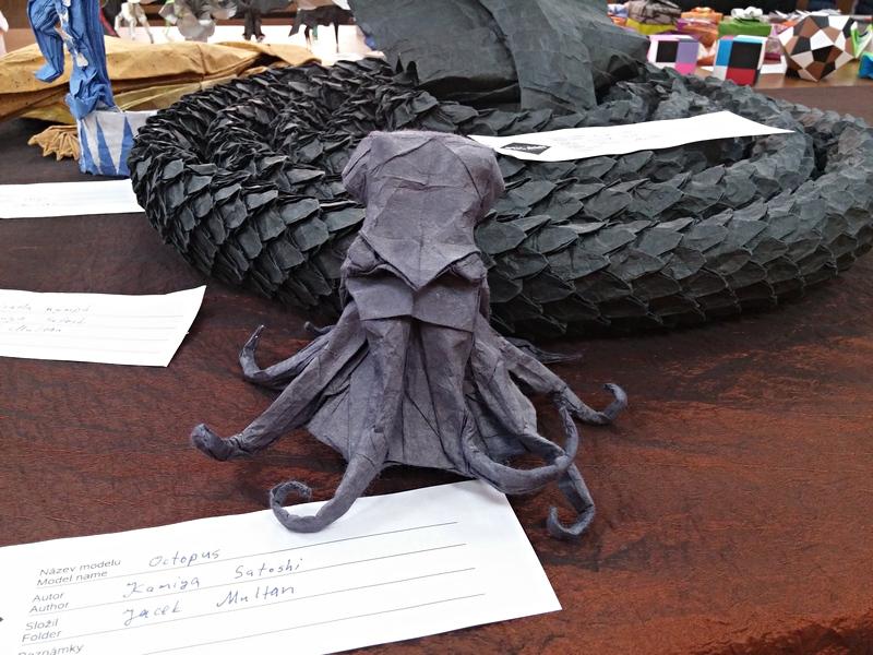 Satoshi Kamiya - chobotnice